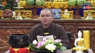 Lớp Bát Chánh Đạo với Thầy Quảng Tịnh - Ngày 23/11/2018