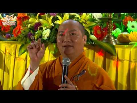 Pháp Thoại (Lễ Vía Đức Phật A Di Đà, 2013)