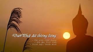 Dưới Phật Đài Thiêng Liêng