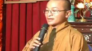 Luân Hồi Và Giải Thoát - Phần 2/2 (23/12/2006) video do TT.Thích Nhật Từ giảng