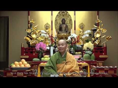 Ý nghĩa chữ hiếu trong đạo Phật