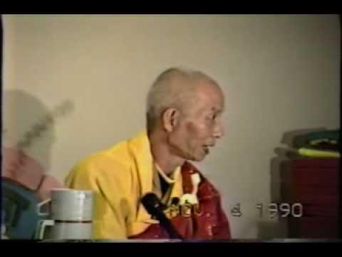 Video3 - 03/23 Khai Thị Phương Pháp Tự Ngộ 2/3 -Thiền sư Duy Lực