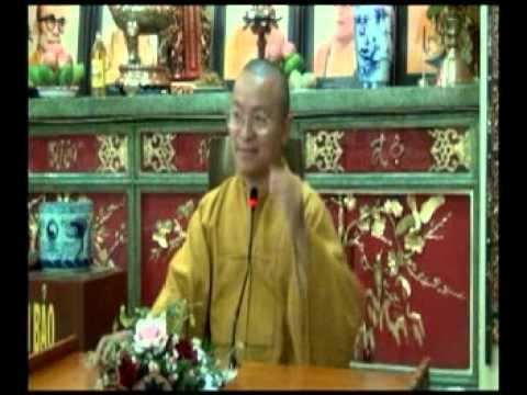 Người chết hưởng gì từ sự cúng kiến (03/06/2012) video do Thích Nhật Từ giảng
