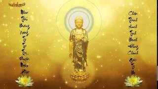 Nhạc Niệm A Di Đà Phật (Hình Động)