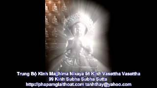 Kinh Vasettha, Kinh Subha Sutta (Trung Bộ Kinh)
