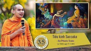KINH TRUNG BỘ 35: TIỂU KINH SACCAKA