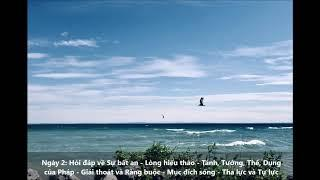 Ngày 2: Hỏi đáp về Sự bất an - Lòng hiếu thảo... - Mục đích sống - Tha lực và Tự lực - HT. Viên Minh