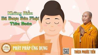 Những Điều Đã Được Đức Phật Tiên Đoán (KT112) - Thầy Thích Phước Tiến 2020 mới nhất