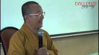 Thành Duy Thức Luận 7: Thức Mạt Na (Manas) (0/11/2012) video do Thích Nhật Từ giảng
