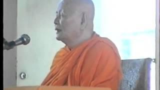 Hòa Thượng Thích Minh Châu dạy Thiền Sổ tức quán
