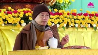 Lý thuyết thực hành Thiền ( Phần 3)