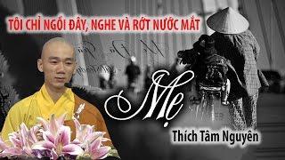 Đạo Phật - ĐẠI BÀNG ĐỎ CỦA MẸ bài giảng làm 3000 bạn sinh viên khóc nức nở