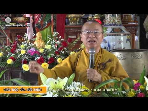 Giác Ngộ của đức Phật - 17/01/2016
