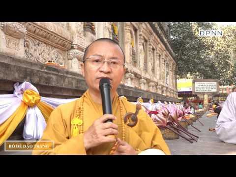 Hành hương Phật tích- Bồ Đề Đạo Tràng - Tuần lễ thứ 3 sau khi giác ngộ
