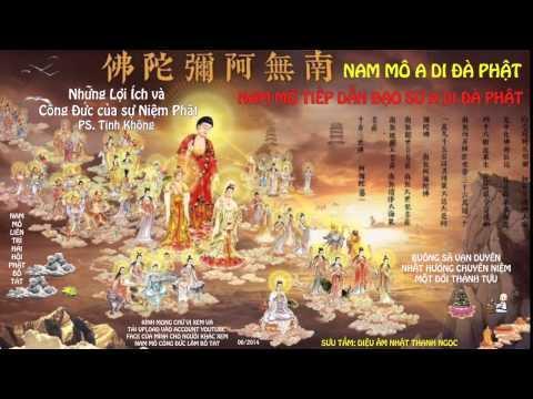 Những Lợi Ích Và Công Đức Của Niệm Phật