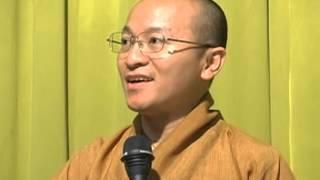 Kinh Trung Bộ 84: Bình Đẳng - Phần 1/2 (18/11/2008) video do Thích Nhật Từ giảng