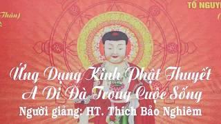 Ứng dụng kinh Phật thuyết A Di Đà trong cuộc sống