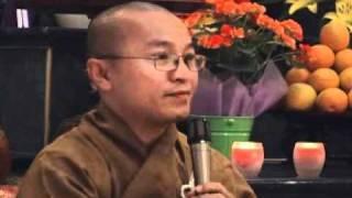 Nội Kết Tình Thâm - Phần 1/2 (26/05/2006) video do Thích Nhật Từ giảng