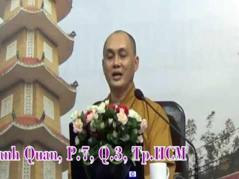 Phật tử tại gia 62: Trách Nhiệm Hộ Trì Pháp Bảo (phần 2)