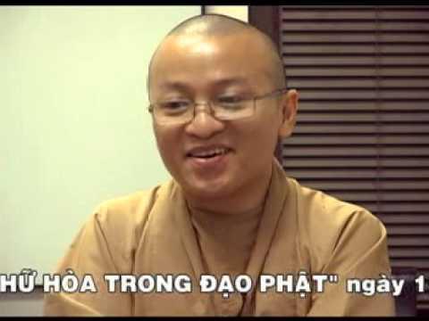 Chữ hòa trong đạo Phật - Thích Nhật Từ