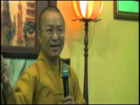 Kinh Di Giáo 08: Nuôi lớn trí tuệ (27/05/2012) video do Thích Nhật Từ giảng