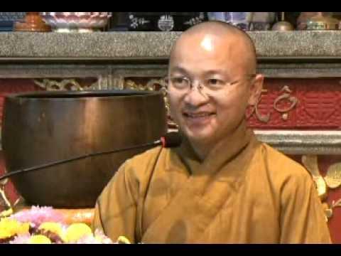 Giới hạn của đồng tiền (19/08/2009) video do Thích Nhật Từ giảng