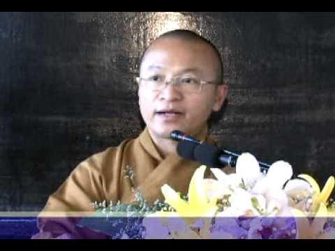 Vấn đáp: Tham Vấn Phật Pháp - 1/2 - (11/07/2009) video do Thích Nhật Từ giảng