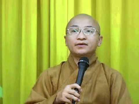 Tìm hiểu Phật pháp (16/03/2008) video do Thích Nhật Từ giảng