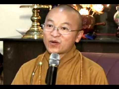 Vấn đáp: Cộng Nghiệp Và Phong Thủy - 1/2 (10/07/2009) video do Thích Nhật Từ giảng