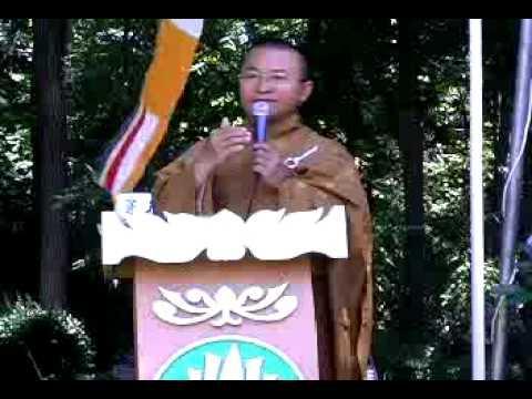 Hạnh hiếu là hạnh Phật (10/08/2008) video do Thích Nhật Từ giảng