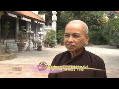 Vào chùa chào nhà sư như thế nào cho đúng?