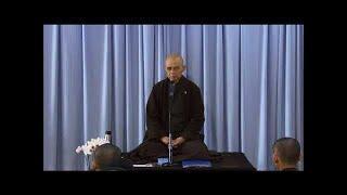 Quán Sở Duyên Duyên Luận 03-TS Thích Nhất Hạnh(09-02-2012, Xóm Thượng, Làng Mai)