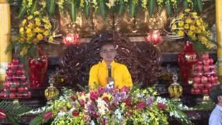 Kinh Lăng Nghiêm 42 - Phần 1 - Ty Kheo Thich Tue Hai