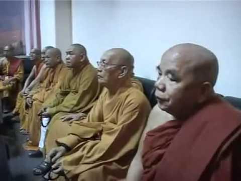 Đại Lễ Cung Nghinh Xá Lợi Phật