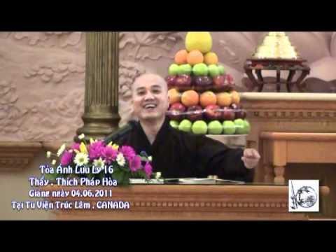 Tỏa Ánh Lưu Ly - Kinh Dược Sư giảng giải - Phần 16