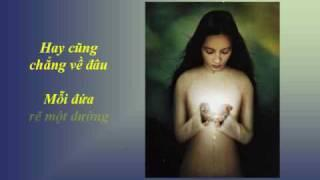 BUỒN THÁI SƠN KHÔNG GIEO - Nhạc Võ Tá Hân - Thơ Minh Đức Hoài Trinh