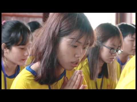 """Khóa Tu """"Tuổi Trẻ và Đạo Phật"""" lần 1_ngày 18/09/2016"""