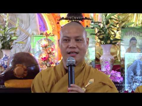 Thời pháp buổi lễ Tự tứ tại chùa Quảng Đức