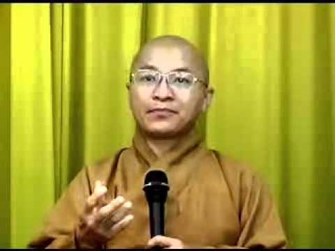 Vì sao không nên tự tử (11/10/2008) video do Thích Nhật Từ giảng