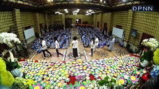 Lễ Cảm Niệm Đức Phật Thành Đạo - Hoa Đăng Mừng Phật Thành Đạo trong Khóa tu Búp Sen Từ Bi