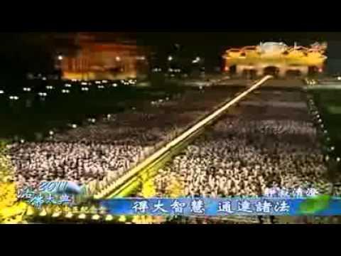 Đài Loan: Hơn 30.000 người tham dự lễ Phật đản của hội Từ Tế