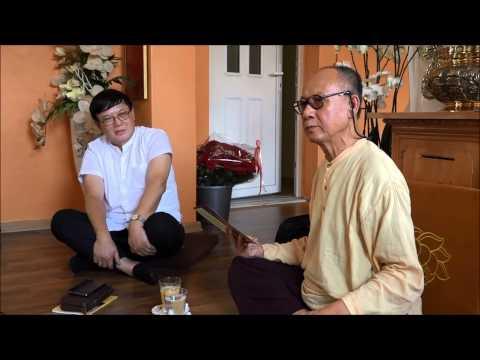 Buổi thuyết pháp giữa Thầy với các doanh nghiệp và Phật Tử ở Berlin
