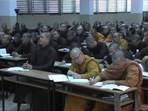 Giới Tỳ Kheo - Vọng Ngữ (phần 2)