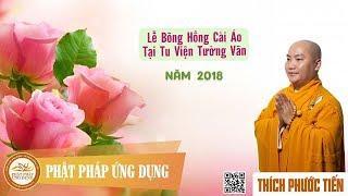 Lễ Bông Hồng Cài Áo Đầy Cảm Xúc Với Sự Góp Mặt Của NSND Bạch Tuyết, NSND Minh Vương, CS Phương Thanh