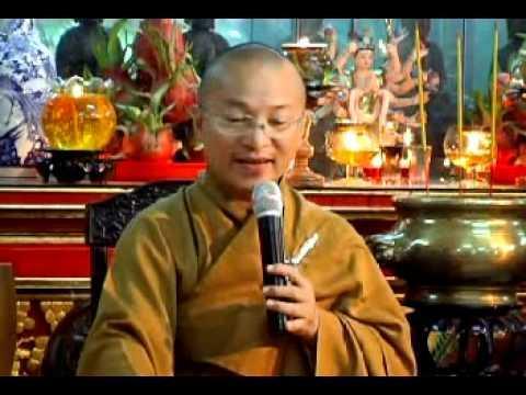 Những Điều Phật Tử Mới Nên Biết (03/09/2009) video do Thích Nhật Từ giảng