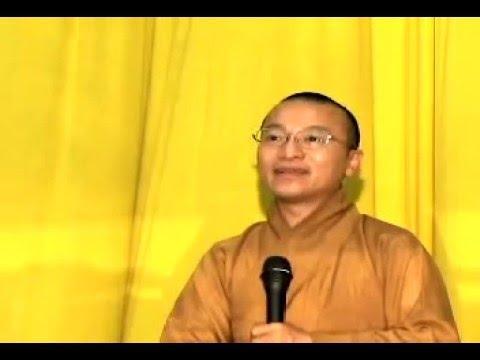 Bản chất niềm tin (13/04/2008) video do Thích Nhật Từ giảng