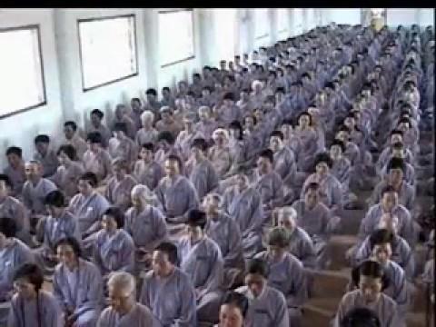Khóa tu Phật thất 16 - Phần 1