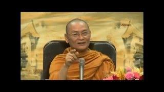 Ứng Dụng Thiền Vipassana Trong Cuộc Sống - HT Viên Minh giảng