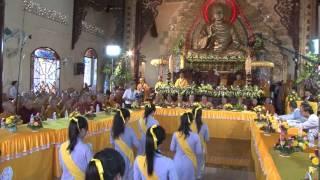 Lễ Vu Lan 2013 (7) - Chùa Long Hương - Đại Đức Thích Tuệ Hải