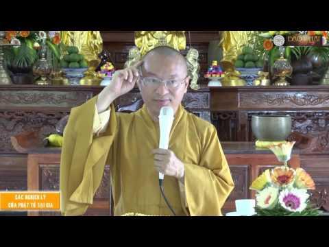 Các nghịch lý của Phật tử tại gia 30-4-2016